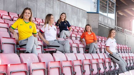 Se Nikes trøjer til VM i Kvindefodbold 2019