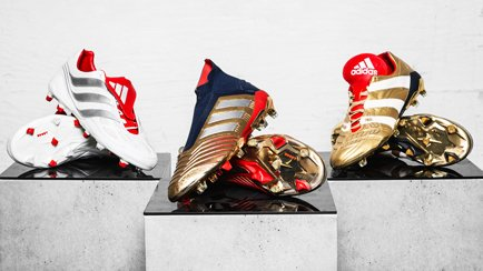 adidas launches Limited Edition Predator 19+ ZZ...