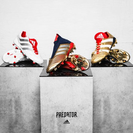 new product d5856 4a506 adidas launches Limited Edition Predator 19+ ZZ.