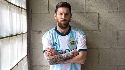 Nye trøjer til Argentina, Colombia & Mexico