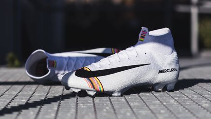 Nike presents Mercurial Superfly LVL Up