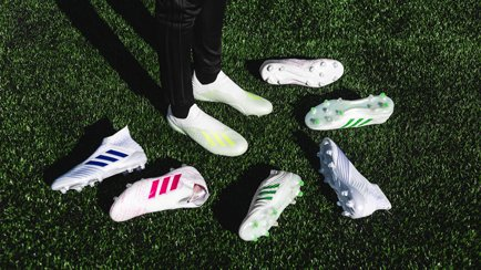 Get spring ready with adidas Virtuso Pack