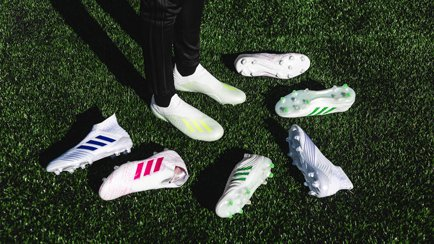 En mode printemps avec les adidas Virtuso Pack