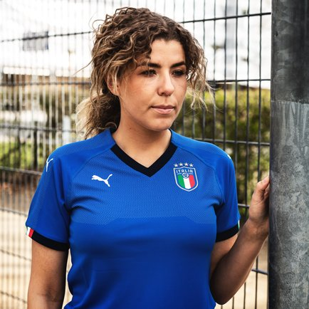 Ny Italien Hjemmebanetrøje | Bliv klar til VM s...