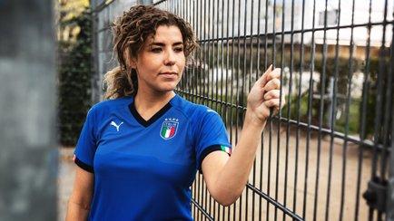 Nieuw Italië thuisshirt | Laat Unisport je klaa...