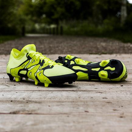 adidas X15.1: Revolutionen er over os