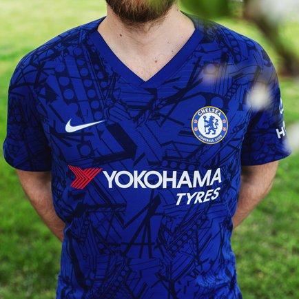 Nike præsenterer 2019/20 Chelsea Hjemmebanetrøje