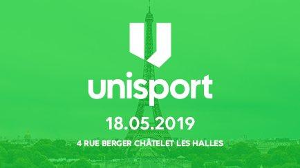 Unisport Grand Opening Party, venez nombreux !