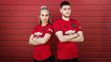 Maillot de Manchester United domicile 2019/20 |...