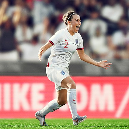 England's Lionesses Are Ready To Roar