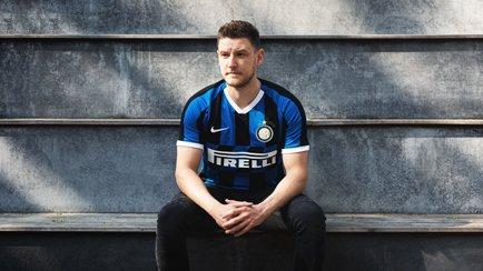 Uusi Inter 2019/20 kotipaita | Lue lisää Nerazu...