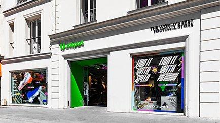 Unisportin Pariisin myymälä | Katso kuvat