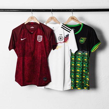 Coupe du Monde féminine | Top 10 des maillots d...