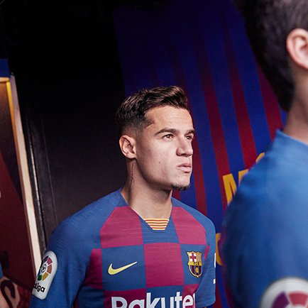 New Barcelona Home Shirt | Read about it at Uni...
