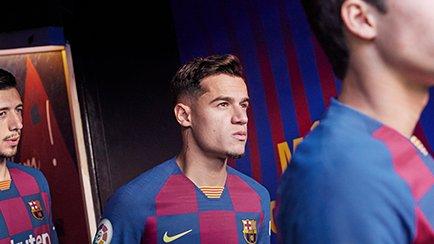 Neues Barcelona Heimtrikot   Erfahre mehr bei U...