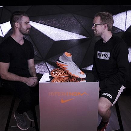 Unisport WebTV: Tech talk - Nike Hypervenom Pha...