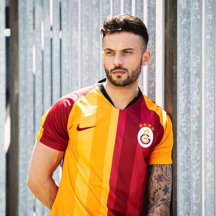 Galatasaray thuisshirt 2019/20   Uniek strepend...