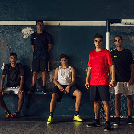 Nike Inside small-sided: Buenos Aires