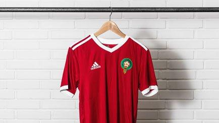 Nouveau maillot domicile du Maroc 2019/20 | A d...