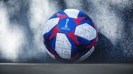 Nieuwe adidas knock-outfase voetbal   Lees er m...