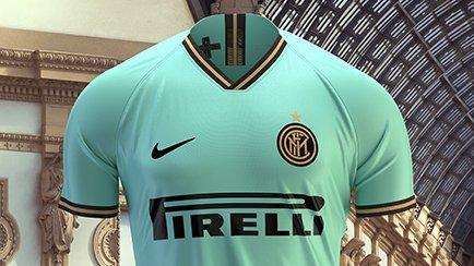 Den nye Inter 2019/20 Udebanetrøje | Læs mere h...