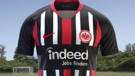 Eintracht Frankfurt Heimtrikot 2019/20   Entdec...