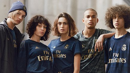 New Real Madrid Away shirt | Read more about it...