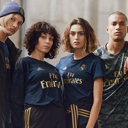 Neues Real Madrid Auswärtstrikot   Erfahre mehr...