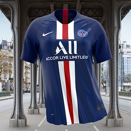 Introducing the new PSG 2019/20 Home Shirt | Re...