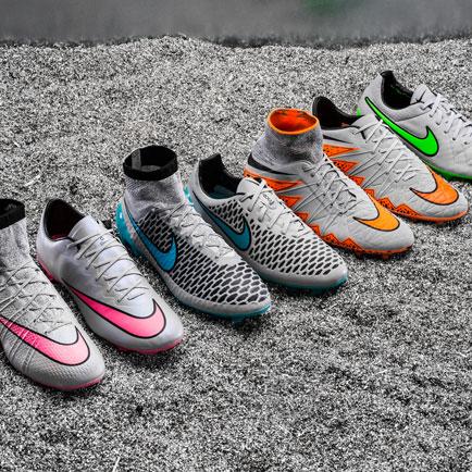 Nike introducerer den nye Silver Storm Pack