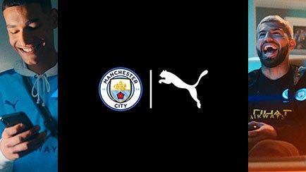 Manchester City x PUMA | Læs mere om samarbejdet