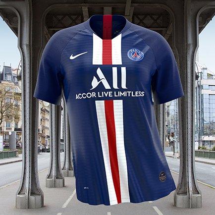 Ny PSG-hjemmedrakt for 2019/20 | Les mer hos Un...