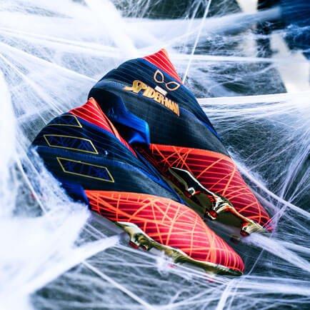 adidas Nemeziz 19+ Spiderman Edition | Les mer ...