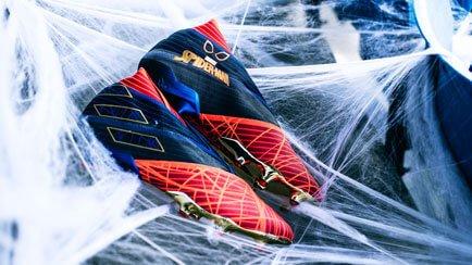 adidas Nemeziz 19+ Spiderman Edition | A découv...