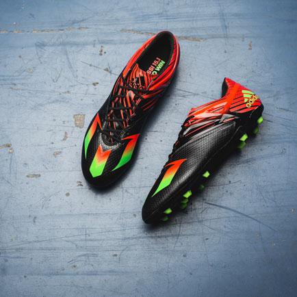 adidas enthüllt den neuen Messi 15.1 Schuh vor ...
