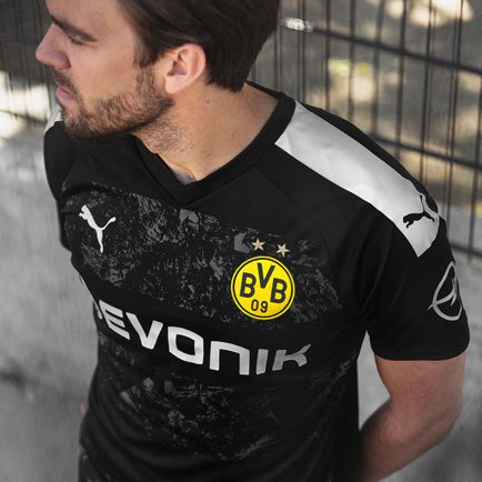 Borussia Dormund udebanetrøje 2019/20 | Læs mer...