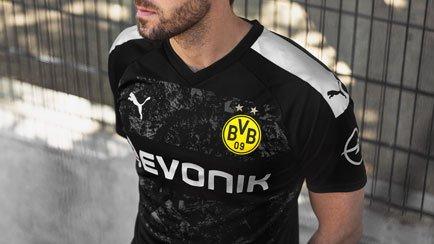 Borussia Dortmund Auswärtstrikot 2019/20   Erfa...