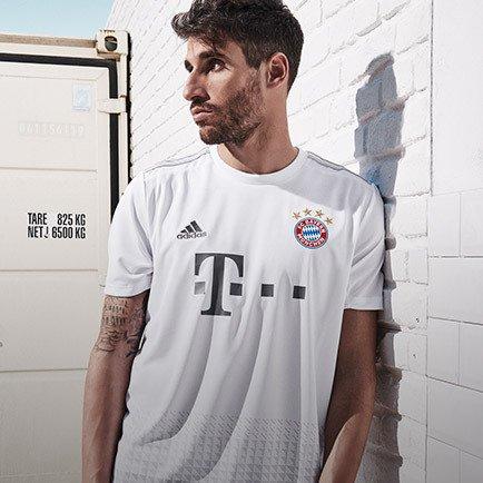 Bayern München Auswärtstrikot 2019/20   Wieder ...