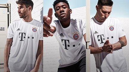 Bayern München Auswärtstrikot 2019/20 | Wieder ...