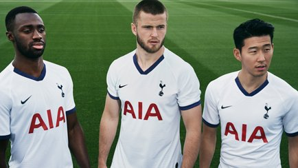 New shirts for Tottenham | Check it out at Unis...