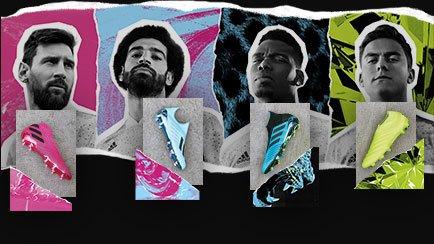 De nieuwe adidas Hard Wired pack   Krijg alle d...