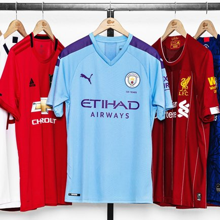 Premier League kits 2019/20 | See all the new P...
