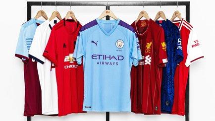Premier League trøjer 2019/20 | Se alle de nyes...