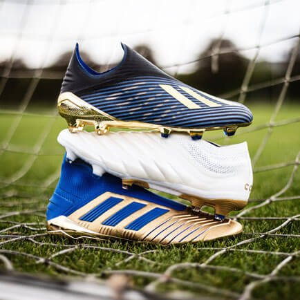 adidas Input Code Pack | Read more at Unisport