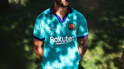 New 3rd kit for Barca | Check it out at Unisport