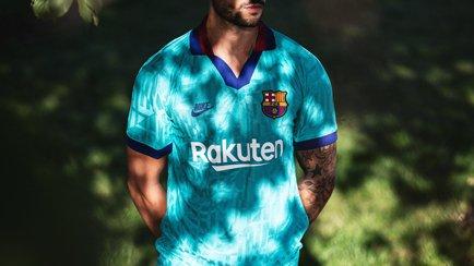 Uusi 3. paita Barcalle | Katso uutuutta tarkemm...