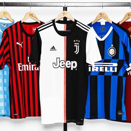 Serie A Trikots 2019/20   Schaue dir alle neuen...