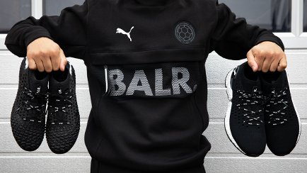 PUMA x BALR. collab | Get all the details at Un...