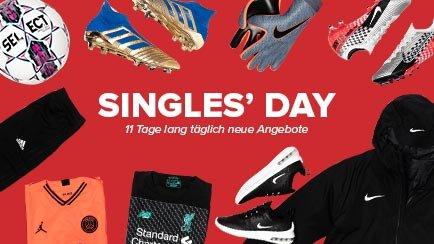 Single's Day bei Unisport | 11 Tage lang neue u...