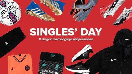 Single's Day på Unisport | 11 dagar av grymma e...